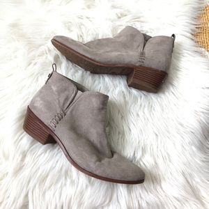 Sam & Libby booties size 8.5